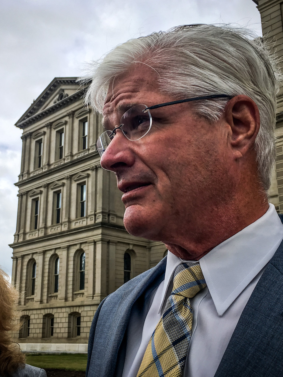Michigan Republicans React To New Michigan Covid Restrictions Weyi