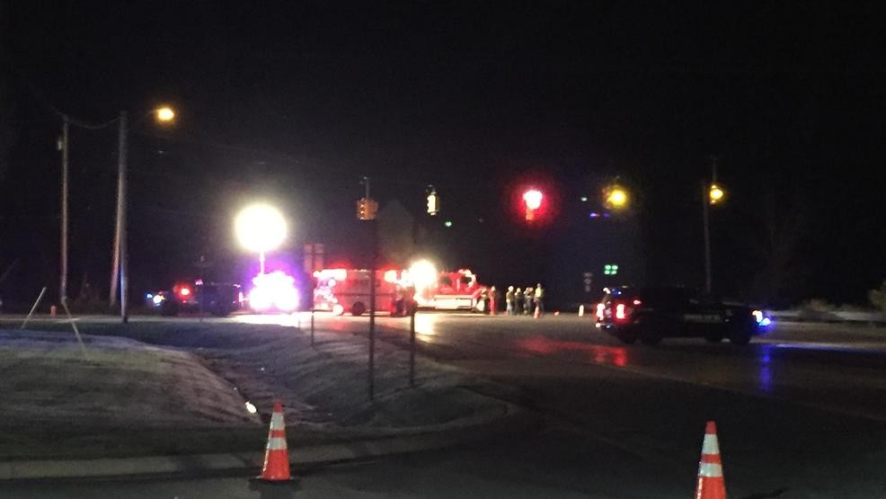 Saginaw County Crash Leaves Major Intersection Closed Weyi
