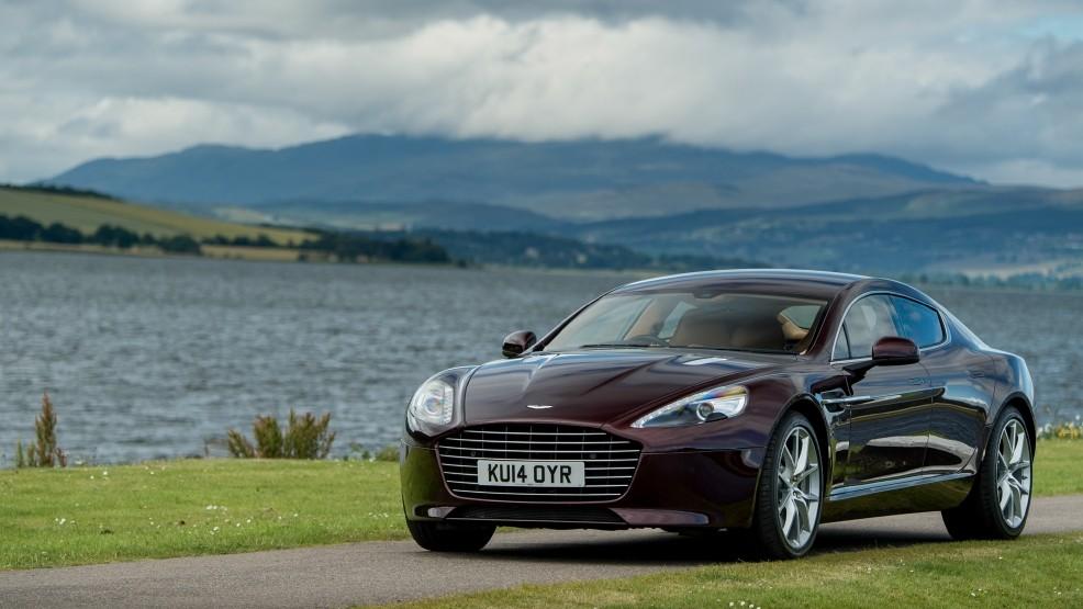 Aston Martin Ceo Says 800 Hp Electric Rapide Coming In 2 Years Weyi