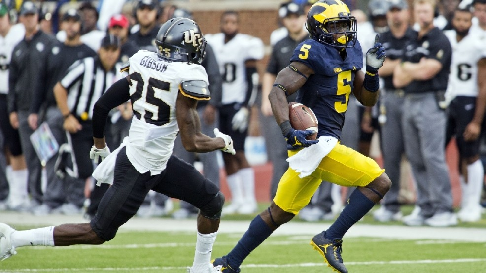 4aecdb6b53e Michigan DB Peppers declares for NFL Draft