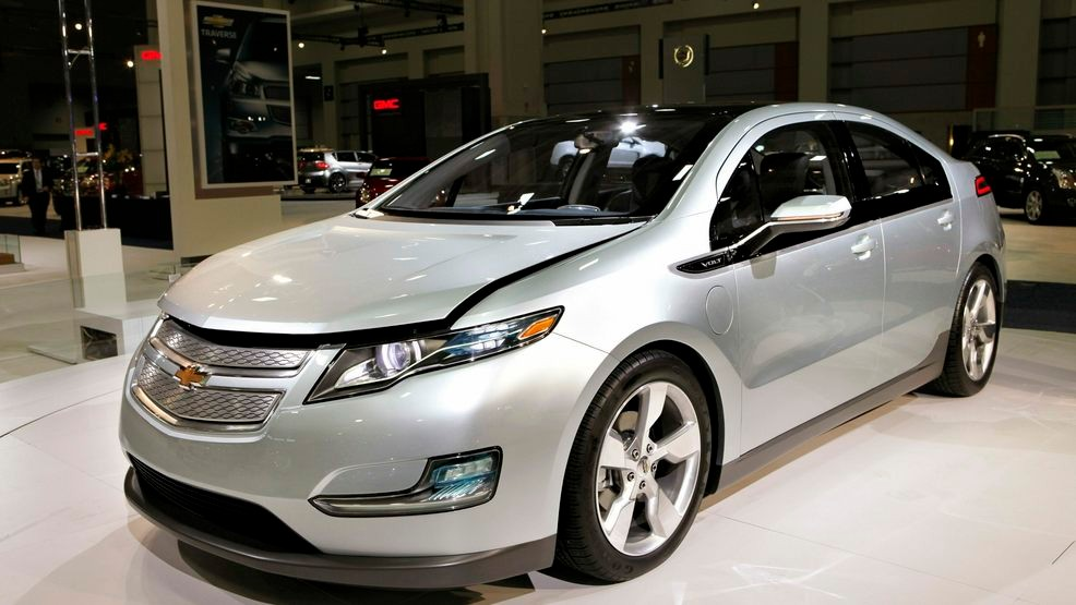 Ground Breaking Electric Chevrolet Volt Runs Out Of Juice