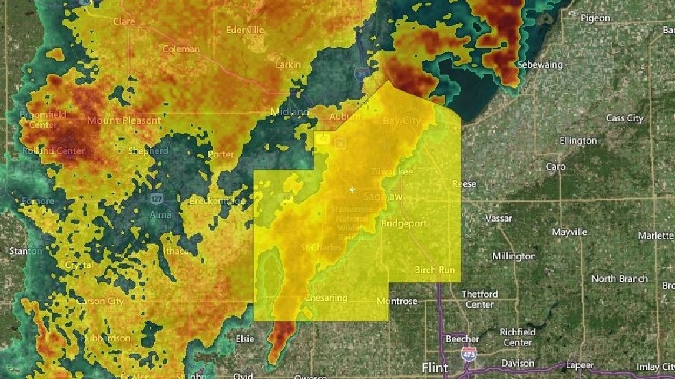Severe Weather In Mid Michigan Weyi