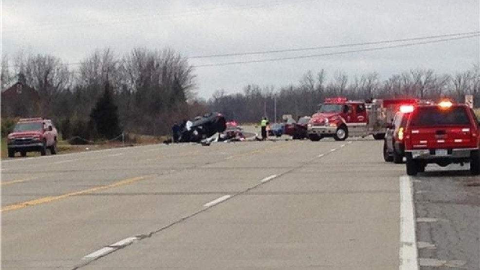 Two People Dead After Saginaw County Crash Weyi