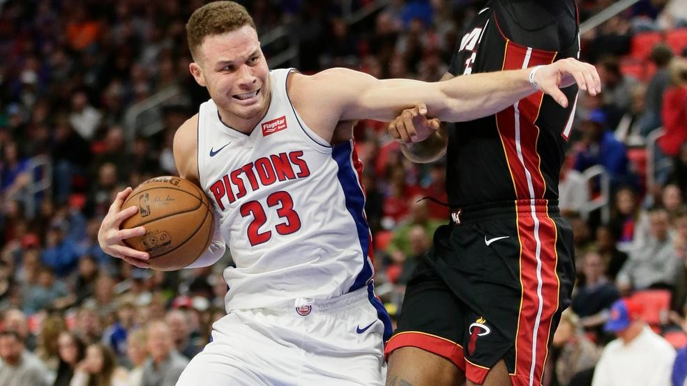 picture relating to Detroit Pistons Printable Schedule known as Pistons announce 2018 preseason program, like video game at
