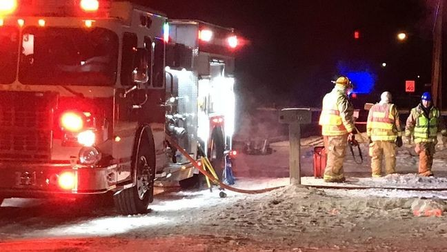 Officials Investigating Fatal House Fire In Saginaw Township Weyi