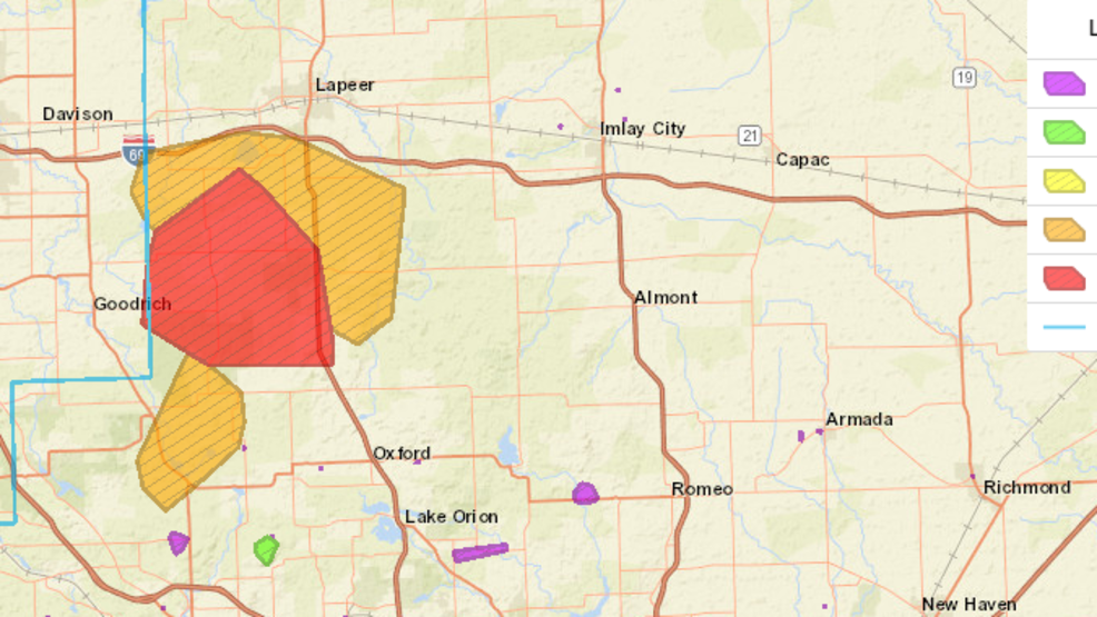 Power outages beginning to impact Michigan ahead of ...