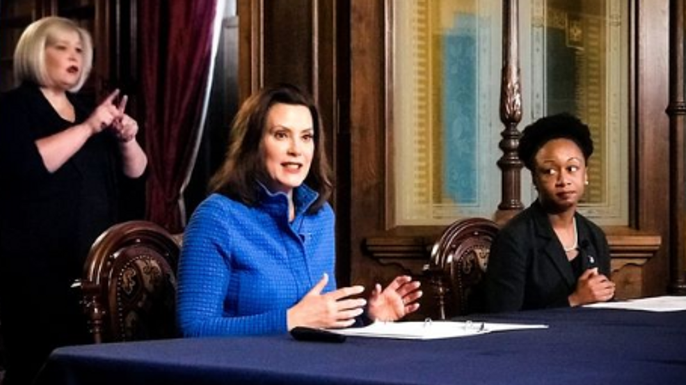 New Details On What Governor Whitmer Will Say During Friday News Conference Weyi