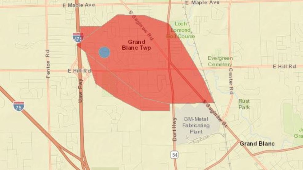 Power outage hits Grand Blanc | WEYI