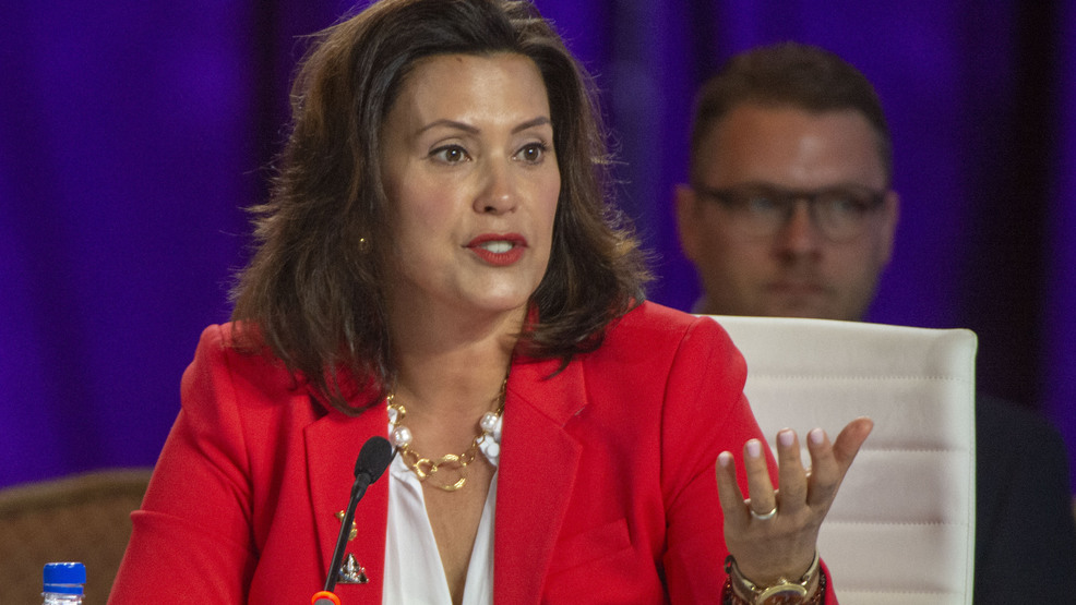 Gov Whitmer Signs Executive Directive To Put Michigan Jobs First Weyi