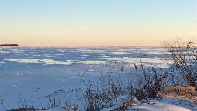 Cold weather attracts ice fishing | WEYI