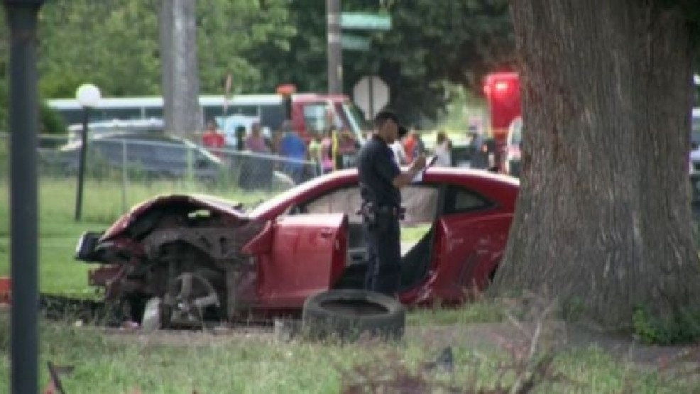 Police: Car exceeded 70 mph before fatally striking 2 kids