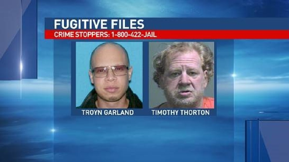 Fugitive Files: Police searching 2 suspects | WEYI