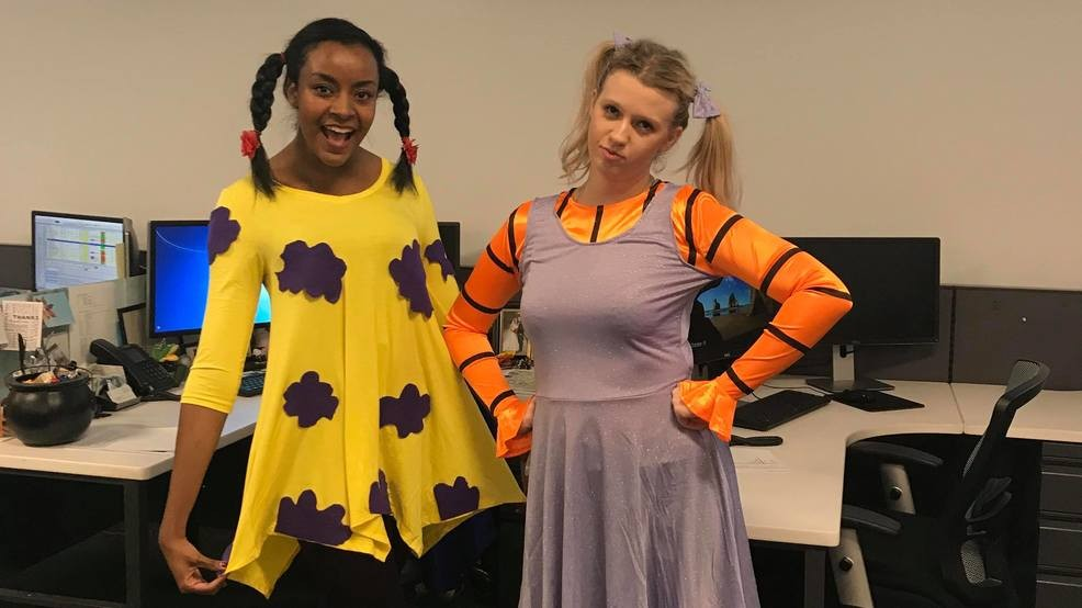 POLL: Did You Wear Your Halloween Costume To Work Today? | WEYI