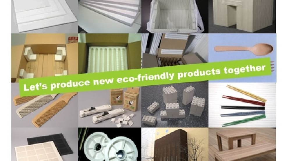 Japanese paper recycling company expected to open facility