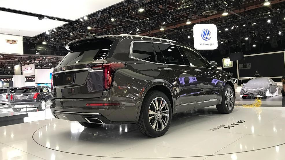 All You Need To Know About 2020 Cadillac XT6 >> 2020 Cadillac Xt6 Costs More Than Rival Lincoln Aviator Weyi