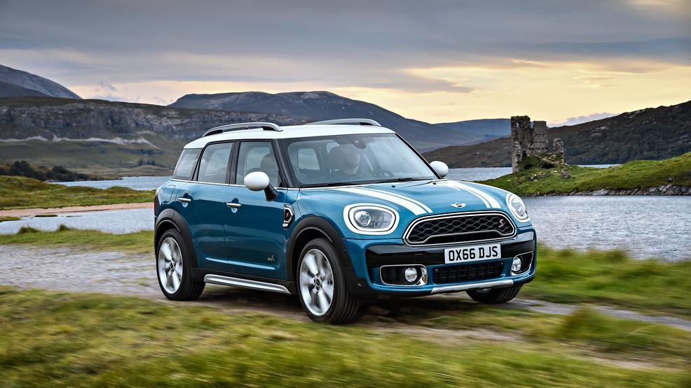 10000 Mini Cooper Countryman Crossover Suvs Recalled Over Missing