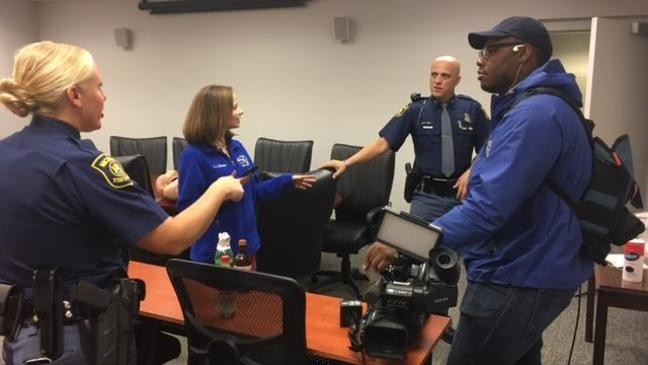 Michigan State Police gearing up for Citizens' Academy | WEYI